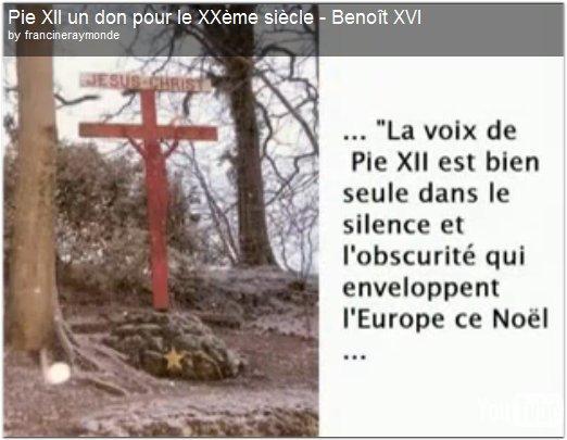 Pie XII un don pour le XXème siècle - Benoît XVI Pie_xi10