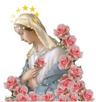 Invitation de Notre-Dame* Vierge14