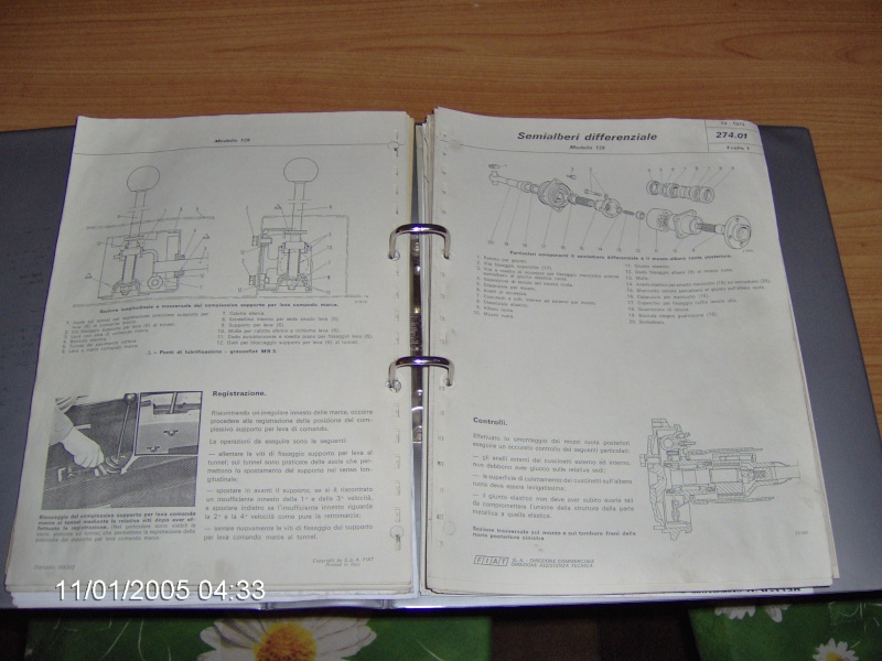Fiat punto 1 (93-98) manuale officina repair manual | ebay.