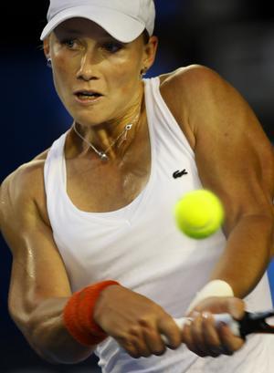 Tennis - Masters - WTA Stosur10