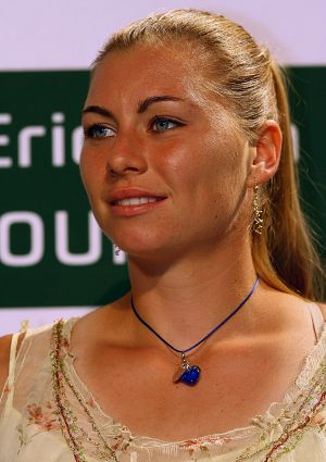 Tennis - Masters - WTA Zvonar10