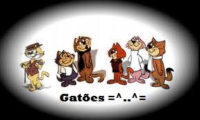 Gatões =^..^=