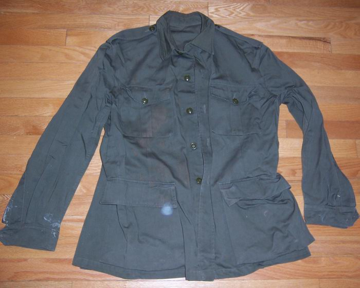 Bush Jacket and Pants- Canvas10