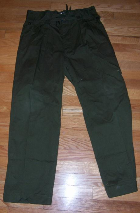 Bush Jacket and Pants- Canvas12