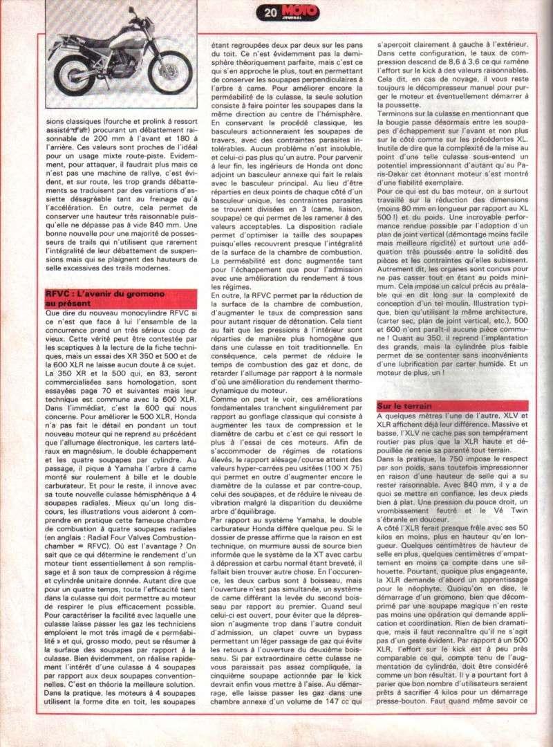La XLV RD 01 : ce qu'en disait la presse  06_mot10