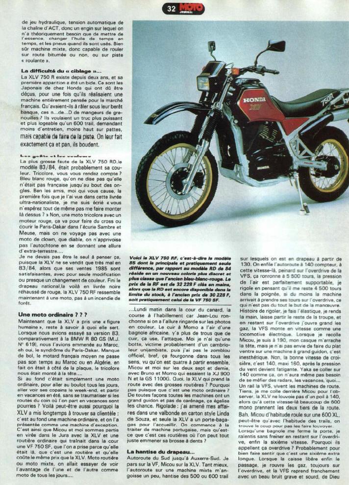 La XLV RD 01 : ce qu'en disait la presse  Img00910