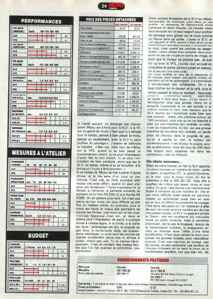 La XLV RD 01 : ce qu'en disait la presse  Img00912