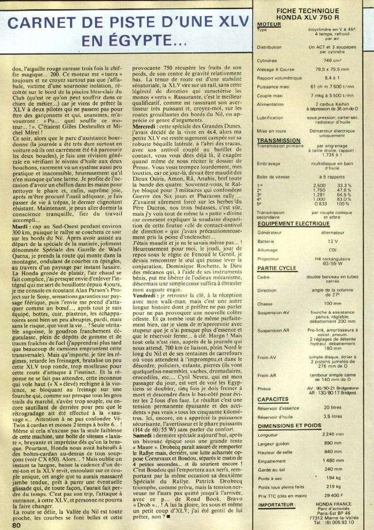 La XLV RD 01 : ce qu'en disait la presse  Img01016