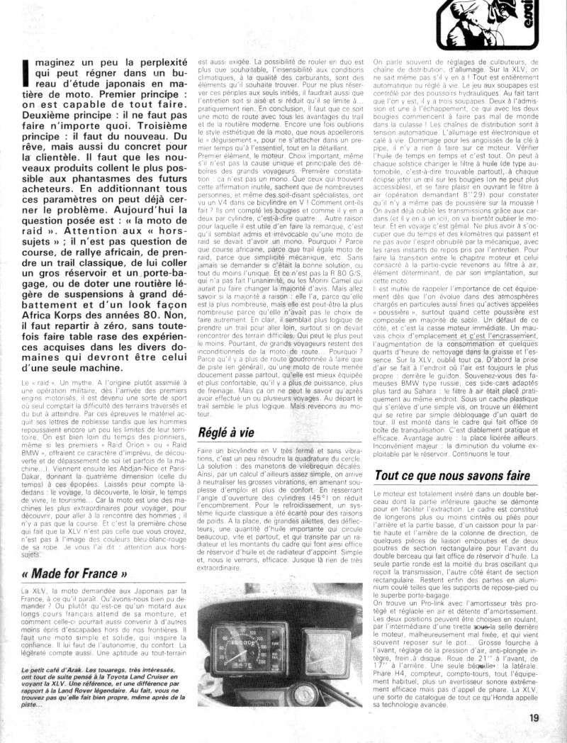 La XLV RD 01 : ce qu'en disait la presse  Mr_nov14