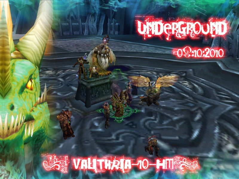 Icecrown Citadel 10-HM Valithria Valith10