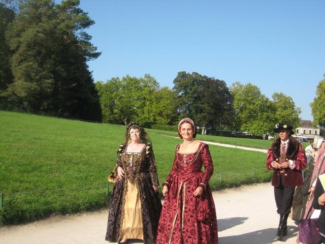 le bal de Versailles à Chambord, Octobre 2010 Img_0031