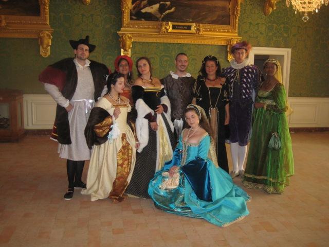 le bal de Versailles à Chambord, Octobre 2010 Img_0115