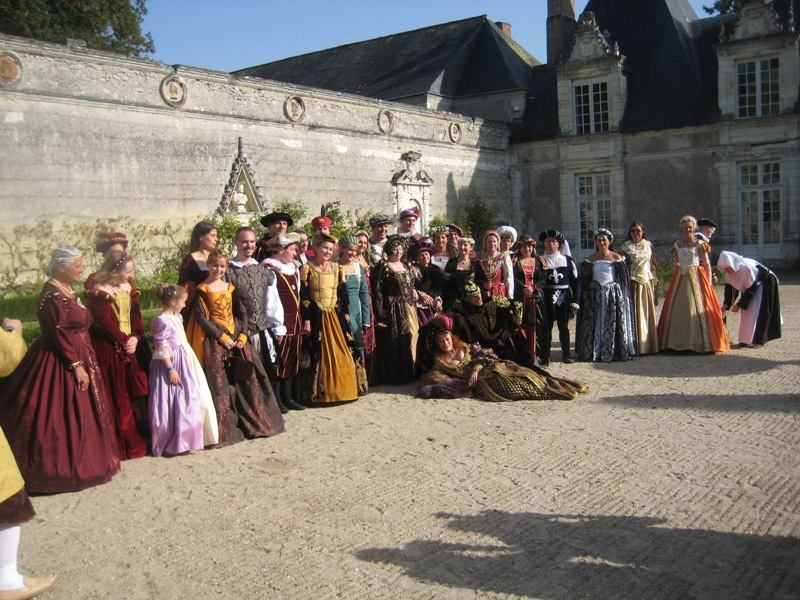 le bal de Versailles à Chambord, Octobre 2010 Img_0122
