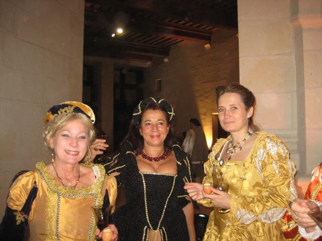 le bal de Versailles à Chambord, Octobre 2010 Lebalc12