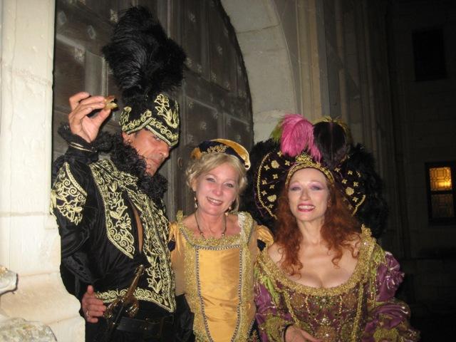 le bal de Versailles à Chambord, Octobre 2010 Lebalc18