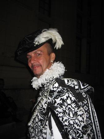 le bal de Versailles à Chambord, Octobre 2010 Lebalc19