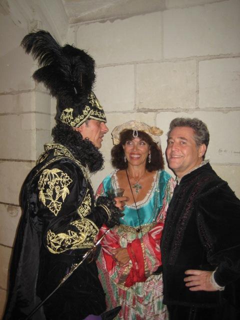 le bal de Versailles à Chambord, Octobre 2010 Lebalc22