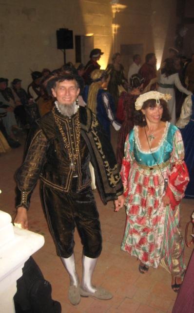 le bal de Versailles à Chambord, Octobre 2010 Lebalc23