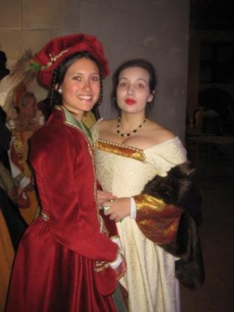 le bal de Versailles à Chambord, Octobre 2010 - Page 2 Lebalc25