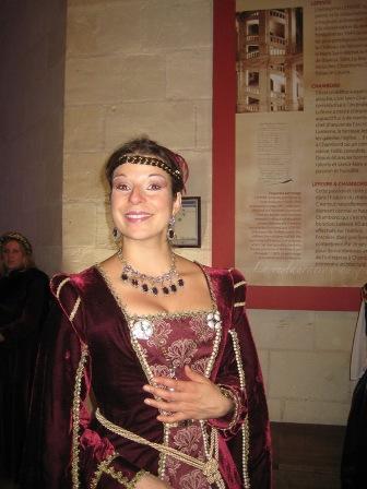 le bal de Versailles à Chambord, Octobre 2010 - Page 2 Lebalc27