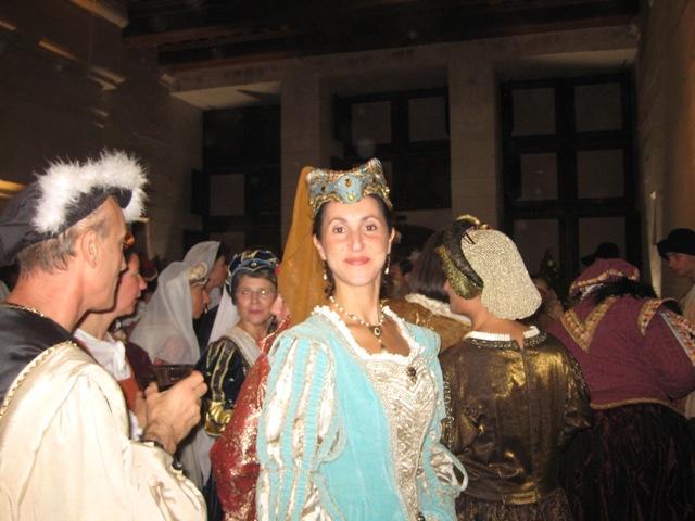 le bal de Versailles à Chambord, Octobre 2010 - Page 2 Lebalc29