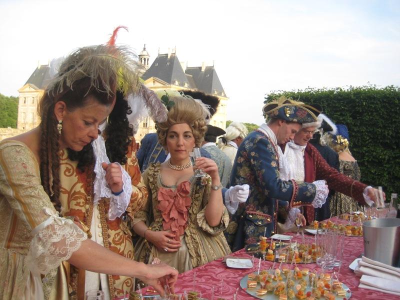 Diner aux chandelles a Vaux le Vicomte/les photos Vaux1110