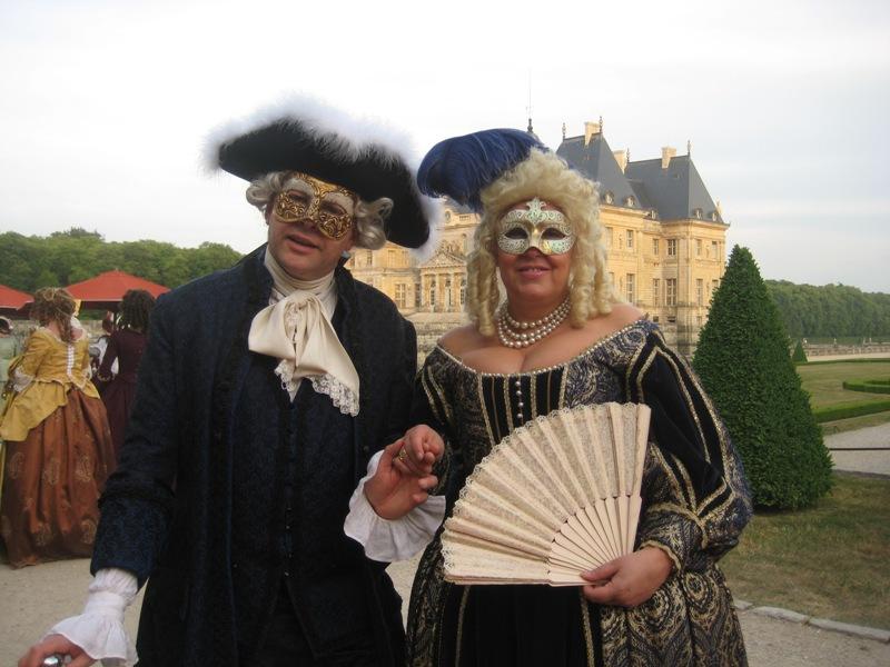 Diner aux chandelles a Vaux le Vicomte/les photos Vaux1114