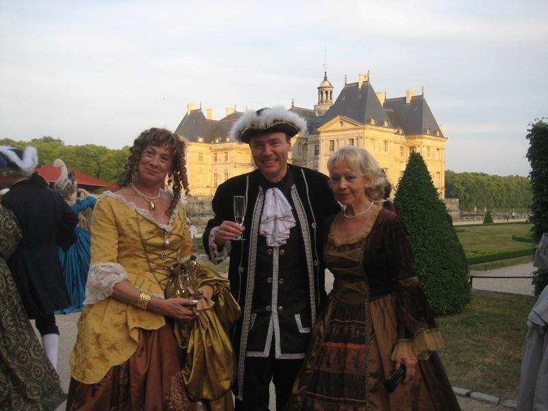 Diner aux chandelles a Vaux le Vicomte/les photos Vaux1115