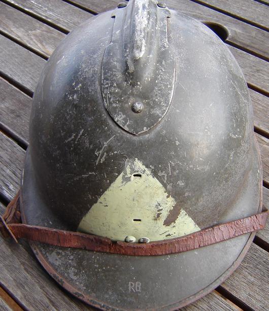 Le casque Modèle 26 de la Défense Passive - Page 2 M26a11