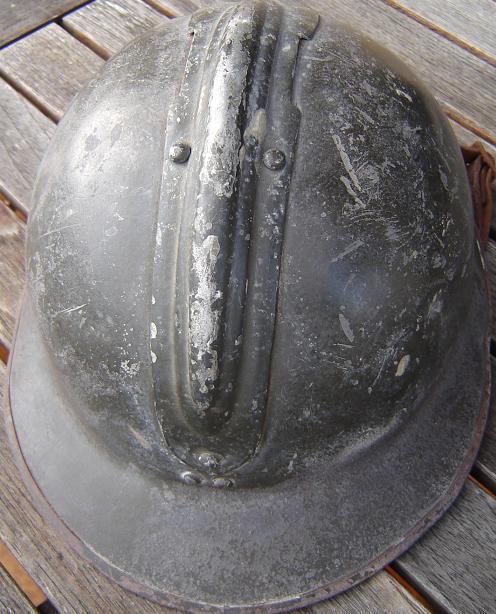 Le casque Modèle 26 de la Défense Passive - Page 2 M26b11