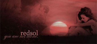 Redsol - You are not alone Redsol10