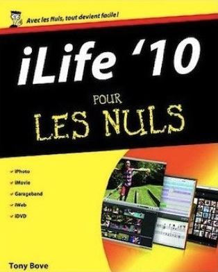 iLife 10 pour les nuls Captur11
