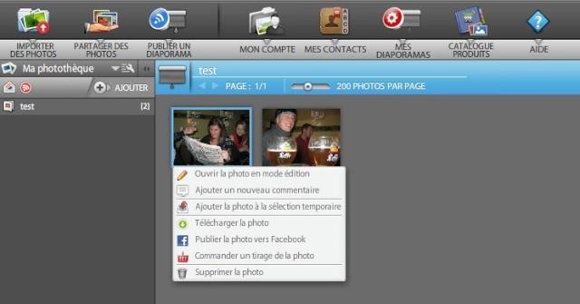 Joomeo - Stockage et partage de photos en ligne Captur53