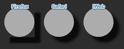 Bug d'affichage des ombres - Firefox Ombres10