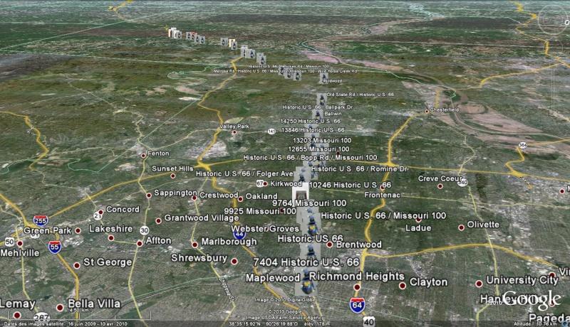 Route historic 66 : le tracé  par Shangai - Page 4 Maplew10