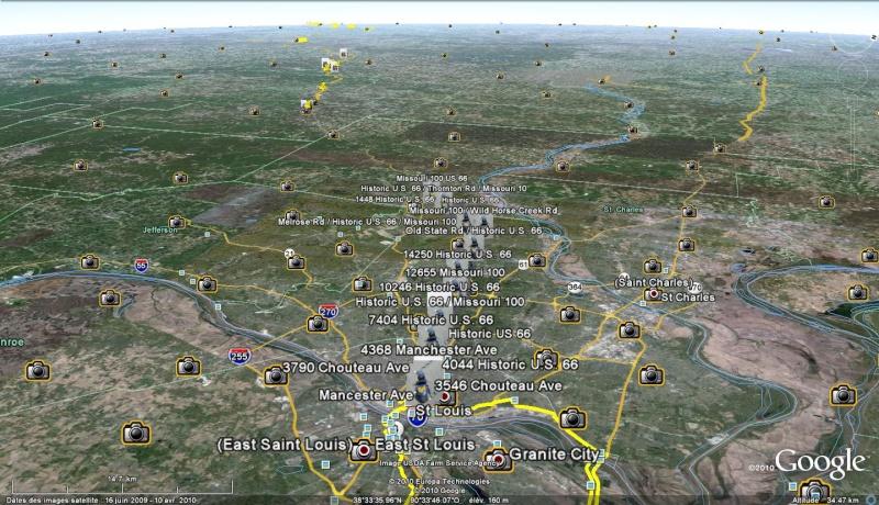 Route historic 66 : le tracé  par Shangai - Page 4 Saint_10
