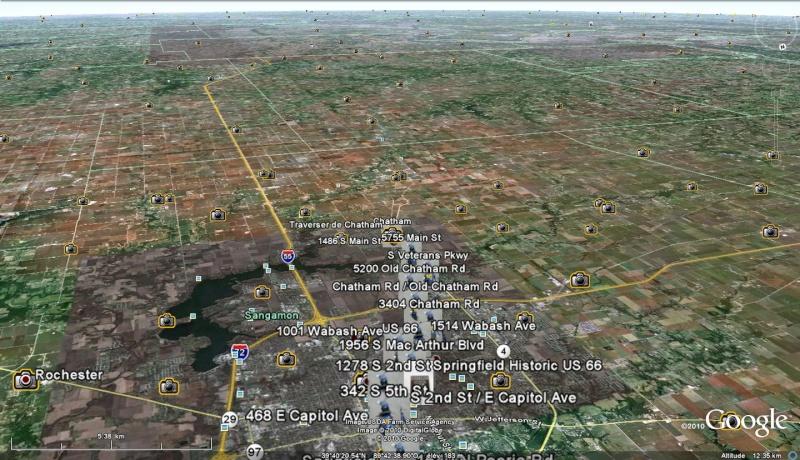Route historic 66 : le tracé  par Shangai - Page 3 Spring15