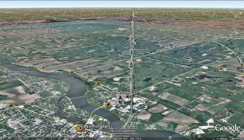 Route historic 66 : le tracé  par Shangai - Page 2 Suivre13