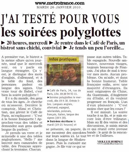 Article du gratuit lillois métro Tmp-131