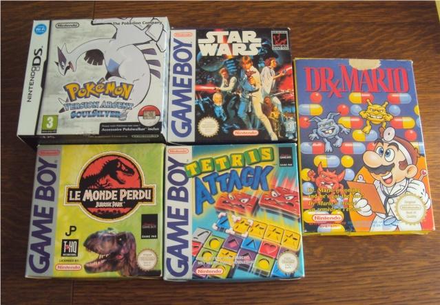Ma p'tite collec Game Boy / Nintendo / SNK / ARCADE.. [MAJ mai 2013] - Page 2 Broc_f10