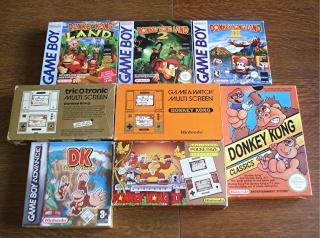 Ma p'tite collec Game Boy / Nintendo / SNK / ARCADE.. [MAJ mai 2013] Dk_col10