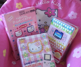 Ma p'tite collec Game Boy / Nintendo / SNK / ARCADE.. [MAJ mai 2013] Kitty_10