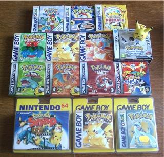 Ma p'tite collec Game Boy / Nintendo / SNK / ARCADE.. [MAJ mai 2013] - Page 2 Poke_c10