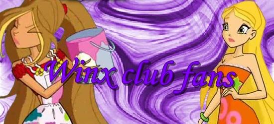 Winx club fans