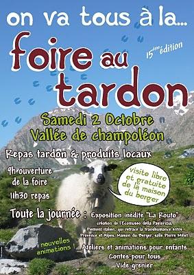 Foire de Champoléon dans les Hautes Alpes Associ10