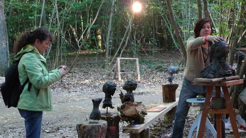 Faut que j'vous raconte  La Ronde des feux de Chaource 2011 - Page 2 L1100649