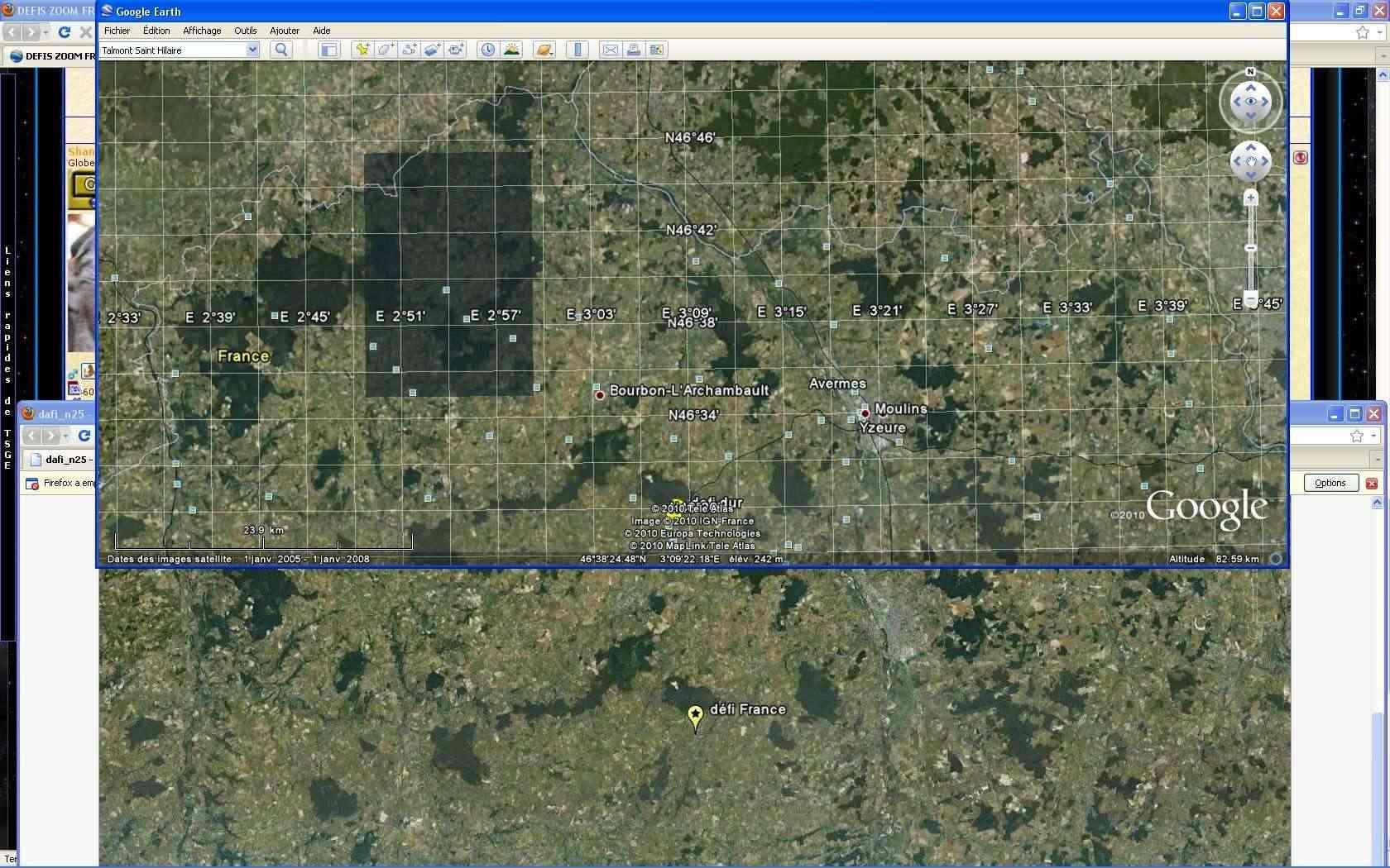 DEFIS ZOOM FRANCE 87 à 155 (Septembre 2010/Juin 2012) - Page 5 Recher10