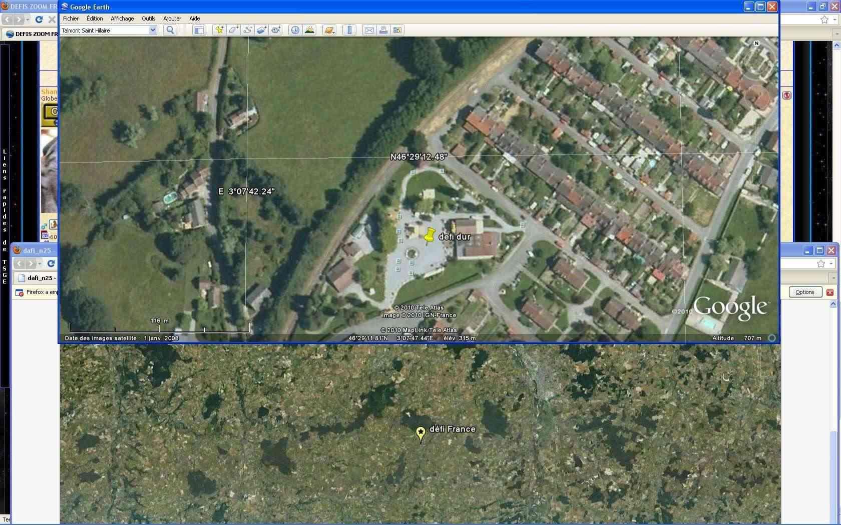 DEFIS ZOOM FRANCE 87 à 155 (Septembre 2010/Juin 2012) - Page 5 Recher11