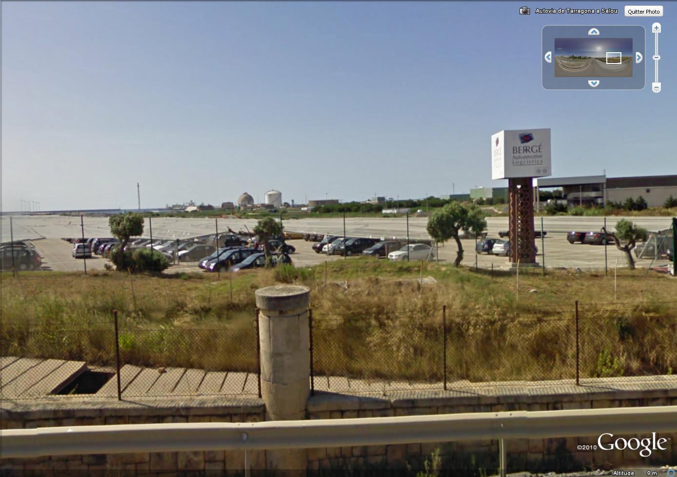 """plateforme d'import export automobile de """" Las Pinedes"""" à Tarragone, Espagne [Défi trouvé] - Page 3 Tarrag11"""