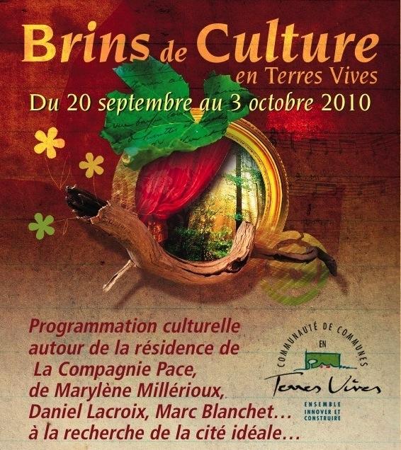 [17 Septembre > 3 Octobre] Brins de Culture  Affich11